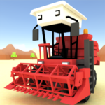 Blocky Farm Racing & Simulator – free driving game APK MOD 1.37