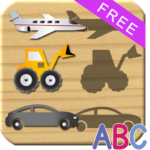 Cars and Vehicles Puzzles for Toddlers APK MOD 3.9