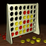 Four In A Line V+, connect 4 board game APK MOD  5.25.75