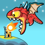 Idle Dragons – Merge, Tower Defense, Idle Games APK MOD 1.1.0