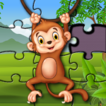 Kids Puzzles 😄 Jigsaw puzzles for kids & toddlers APK MOD  1.1.0