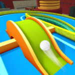 Mini Golf 3D City Stars Arcade – Multiplayer Rival APK MOD 25.3