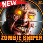 Sniper 3D Zombie Shooter: Fps Shooting Games APK MOD 1.5