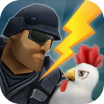 Soldiers and Chickens APK MOD 1.1.2