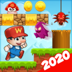 Super Bino Go 2 – New Game 2020 APK 1.2.7  MOD