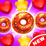 Sweet Cookie -2019 Puzzle Free Game APK MOD 1.5.6