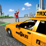 City Taxi Driving simulator: online Cab Games 2020 APK MOD 1.51