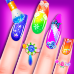 Fashion Nail Art – Salon Game APK MOD c1.0.27