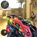 Fury Strike : Anti-Terrorism Shooter APK MOD 1.0.6