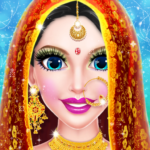 Indian Girl Fashion Salon Makeover And Makeup Apk Mod 1 0 5 Unlimited Money Latest Version For Android