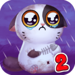 My Cat Mimitos 2 – Virtual pet with Minigames APK MOD 1.6.10