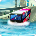 River Bus Driver Tourist Coach Bus Simulator APK MOD 3.4.0