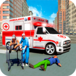 Ambulance Rescue Games 2020 APK MOD 1.10