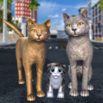 Cat Family Simulator: Stray Cute Kitty Game APK MOD 6.0