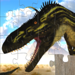 Dinosaurs Jigsaw Puzzles Game – Kids & Adults APK MOD 26.2