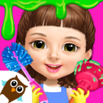 Sweet Baby Girl Cleanup 5 – Messy House Makeover APK MOD 7.0.30032