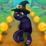Talking Cat Run – Talking Kitty Kitten APK MOD 1.2.1