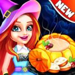 Halloween Cooking: Chef Madness Fever Games Craze APK MOD 1.4.36