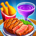 Crazy My Cafe Shop Star – Chef Cooking Games 2020 APK MOD 1.14.3