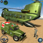 US Army Ambulance Driving Game : Transport Games APK MOD 2.8