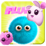 Fluffy Baby dodge fast chuffle deluxe – cute game APK MOD 1.08