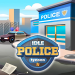 Idle Police Tycoon – Cops Game APK MOD 1.2.2