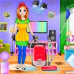 My Family Mansion Cleaning: Messy House Cleanup APK MOD