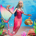 Mermaid Simulator 3D – Sea Animal Attack Games APK MOD 2.3