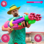 Pool Party Gunner FPS – New Shooting Game 2018 APK MOD 1.5