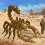 Wild Scorpion Family Jungle Simulator APK MOD 1.3