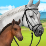 Howrse – free horse breeding farm game APK MOD 4.1.6