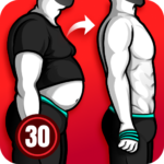 Lose Weight App for Men – Weight Loss in 30 Days (APK, Premium Cracked) 1.0.26