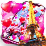 New paris love live wallpaper (APK, Premium Cracked) 16.0