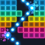 Brick Breaker: Neon-filled hip hop! APK MOD 1.0.21