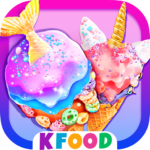 Unicorn Chef: Mermaid Cooking Games for Girls APK MOD   3.4