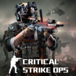 Critical Strike Ops – FPS 3D shooting Game APK MOD 2.0.5