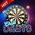 Darts and Chill: super fun, relaxing and free APK MOD 1.682