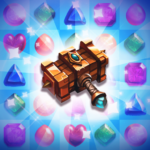 Jewel Ruins: Match 3 Jewel Blast APK MOD 1.4.1