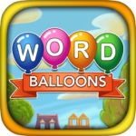 Word Balloons – Word Games free for Adults APK MOD 1.105