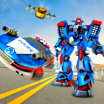 Real Police Gangster Car Chase: Driving Simulator APK MOD 1.14