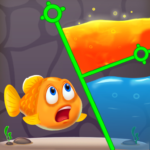 Save the Fish – Pull the Pin Game APK MOD 11.1