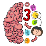 Brain Test 3: Tricky Quests & Adventures APK MOD 0.27