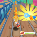 subway runner surf- Train Endless racing APK MOD 1.1.1