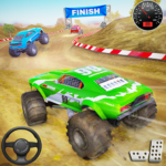 Monster Truck Car Racing Game MOD (Unlimited Money) 1.0.7