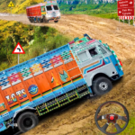 Real Indian Cargo Truck Simulator 2020: Offroad 3D MOD (Unlimited Money) 1.0