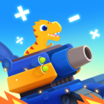 Dinosaur Math – Learning Games for kids toddlers MOD (Unlimited Money) 1.2.4