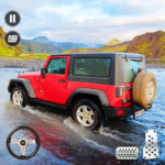 Offroad Jeep Driving Simulator 1.0.8 MOD (Unlimited Money)