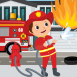 Pretend Play Fire Station MOD (Unlimited Money) 1.0.5